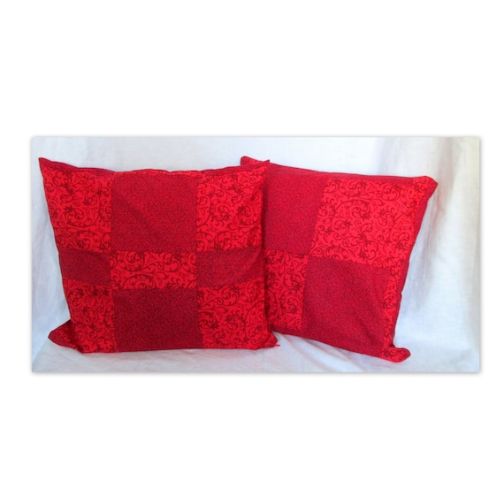 Etsy Throw Pillow Sets : Items similar to Pillow Covers Standard 20
