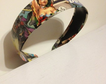 Girl power DC headband