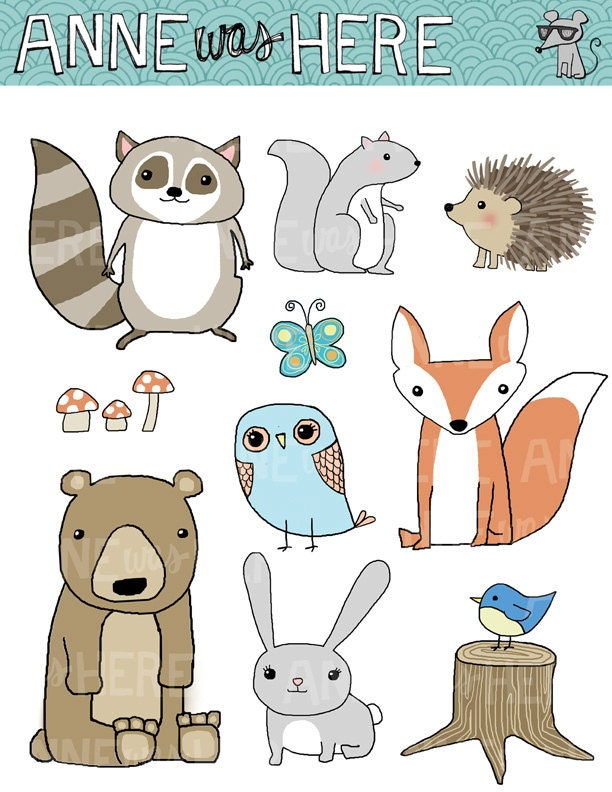 animals clipart pack - photo #38