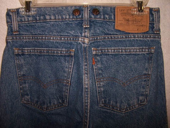 Levi S Jeans With Suspender Buttons Denim Levi Strauss