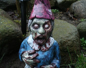 Bloody Mary Zombie Gnomes