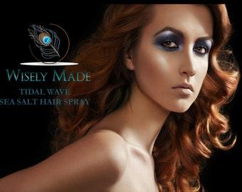 TIDAL WAVE  Sea Salt Hair Spray