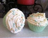 Cupcake Soaps - Celestial Waters