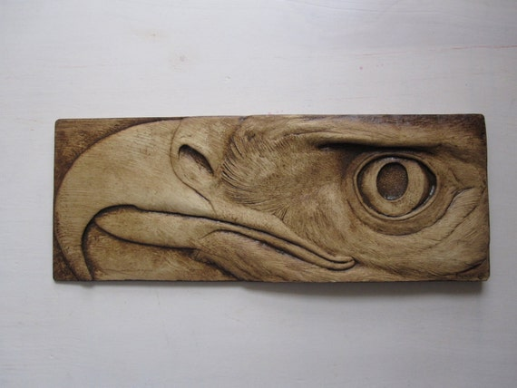 Eagle Wallsculpture