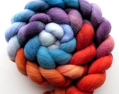 Kitten Hues 5.4 oz Merino Top/Roving 21 mic Hand-dyed Spinning/Felting