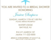 Bridal Shower Invite Item 00125