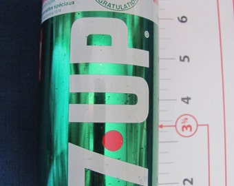 7 Up 10 Oz Can The Uncola CANADA LIMITED TORONTO Canada Win for Life Contest