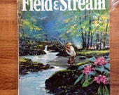 Vintage Field & Stream February 1964 Trout Fishing Hunting