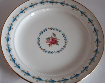 Harmony House Mount Vernon Hall USA Bread Dessert Plate