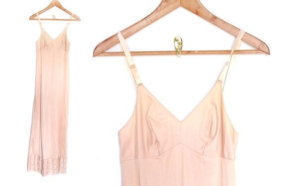Full slips for maxi dresses