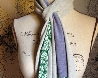 "Ladies Multi-Colour Scarf. This Design is Called the ""Cathy"""