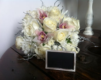 Rustic Wedding Chalkboard Seating cards (more colors)
