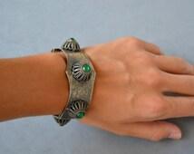 Spring Jewelry SALE-beautiful old bracelet  Vintage Antique Joyería pulsera brazalete handmade jewelry