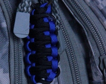 Paracord Volleyball Keychain (fully customized)