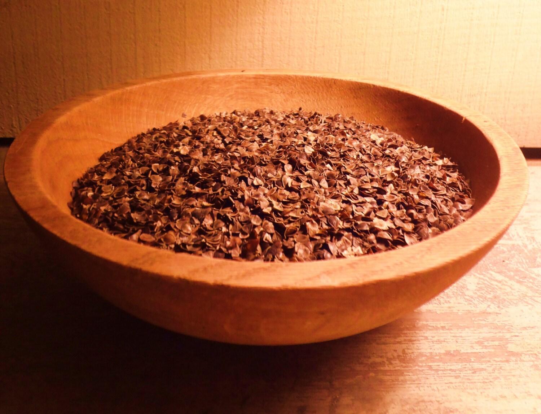 10 Lbs Of Organic Buckwheat Hulls