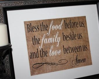 Food Before Us Etsy