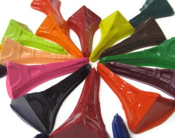Eiffel Tower crayons set of 40 - party favors