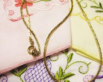 Vintage, Retro, pearl drop necklace