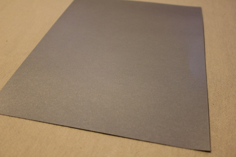 Silver Card Stock: Silver Paper Metallic by SuperiorSupplies