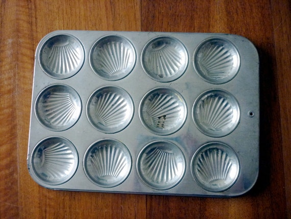 Vintage English Mince Pie Pan Granny Bakes Or Use As A