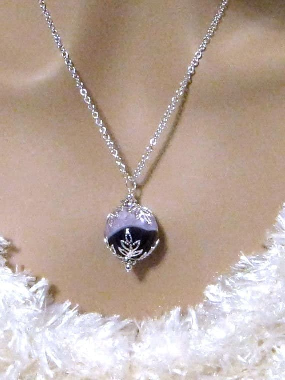 amethyst stone necklace - photo #28