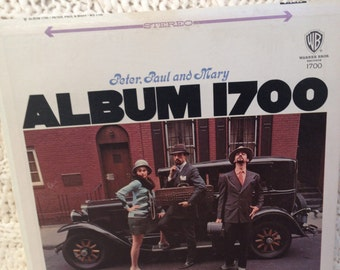 Peter, Paul and Mary - Album 1700 vinyl record