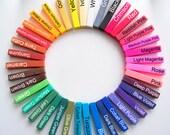Hair Chalk - Premium Salon Grade - Your Choice - Pick 4 Large Sticks