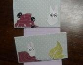 White Totoro Mini Mail