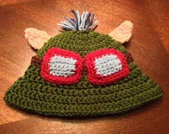 Baby Teemo Hat LOL - FT038