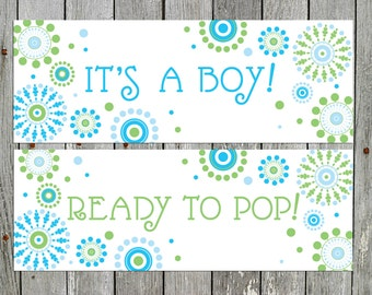 Ready To Pop Printable Labels