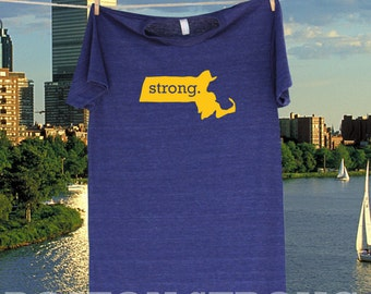 Homeland Tees Boston Strong Shirt - Sizes S MD LG and XL Tshirts