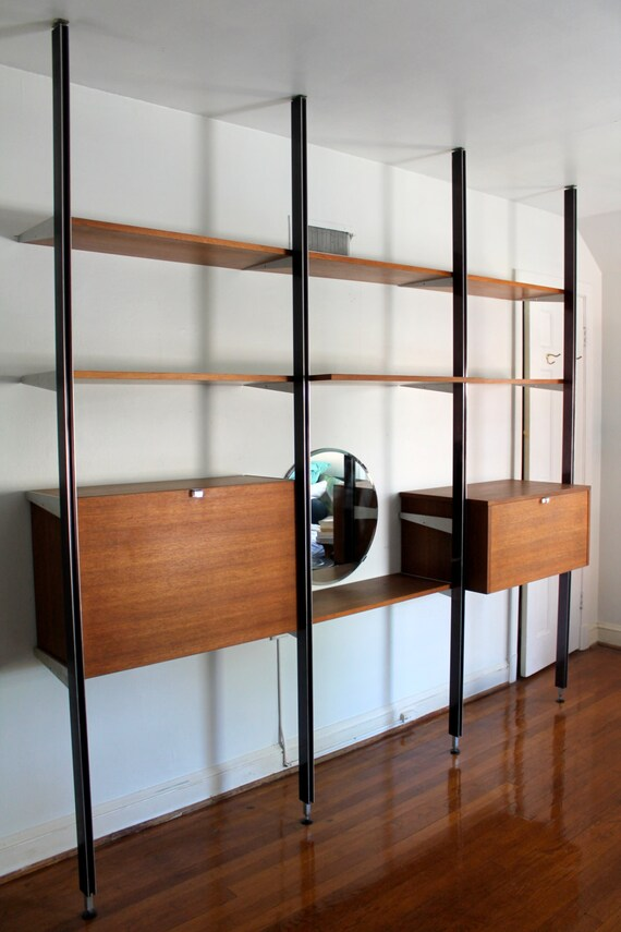 RESERVED George Nelson CSS Wall Unit for Herman Miller