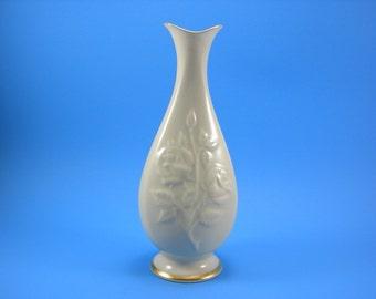 Vintage Lenox Bud Vase 24Kt. Gold Gilt Trim