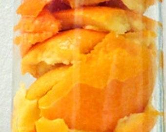 Homemade Citrus cleaner, vinegar cleaner, herbal cleaner, orange cleaner, environmental cleaner, green cleaner