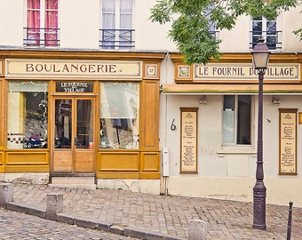 DISCOUNTED Paris in Pastel, Affordable home decor,French cafes