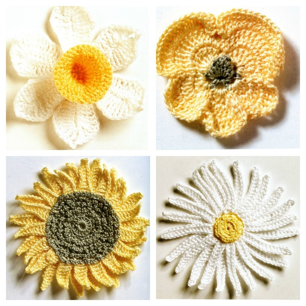 Daisy flower crochet pattern gallery flower wallpaper hd crochet flower pattern daisy dancox for fresh flowers crochet patterns daisy pansy daffodil izmirmasajfo izmirmasajfo