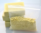 Grated Organic Olive Oil soap for wet felting