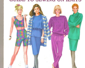 Stretch & Sew Guide To Sewing On Knits