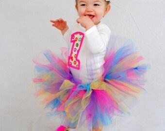 Ultimate 1st birthday tutu set