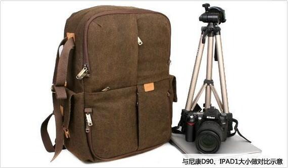 Etsy, DSLR Backpack
