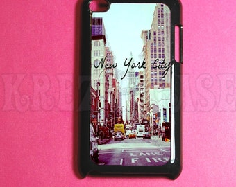 Ipod Touch 4 Case - New york City Ipod 4G Touch Case, 4th Gen Ipod Touch Cases