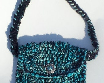Knit/Crotchet Purse