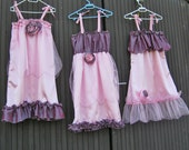 bridesmaid dress,elastic bust,adjustable prom dress,ruffled ,pink satin tulle purple taffeta,ruffles,flowers,straps plus size short dress