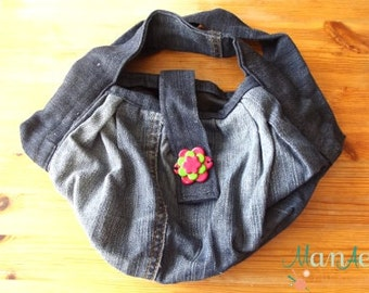Jean handbag