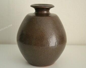 Beautiful  German studio ceramic  by Elmar & Elke Kubicek