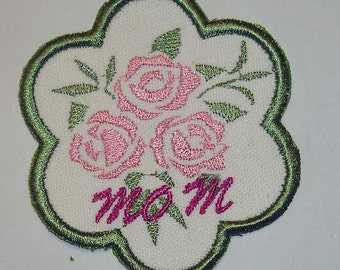 Iron-On Patch - MOM