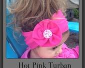 Shabby Turban Headbands