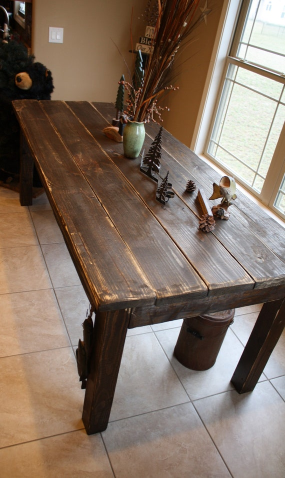 like this item - Primitive Kitchen Tables