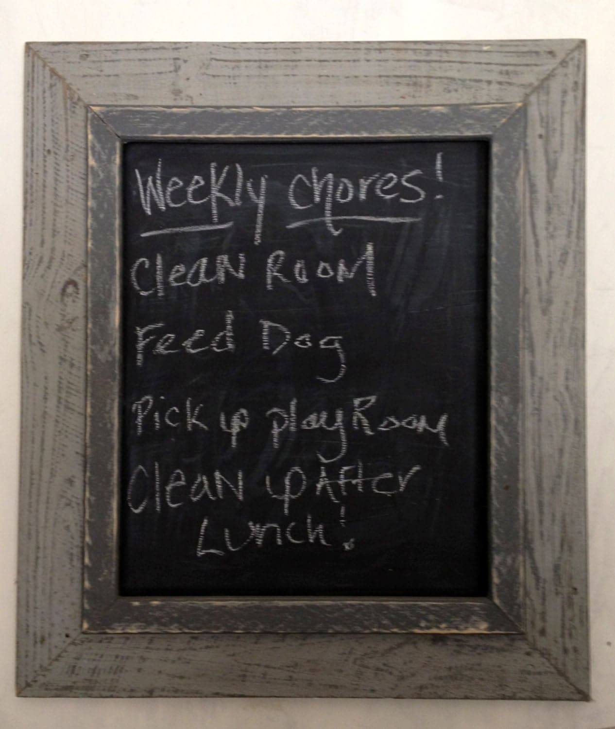 28 Chalkboard Home Decor How To Use Chalkboard