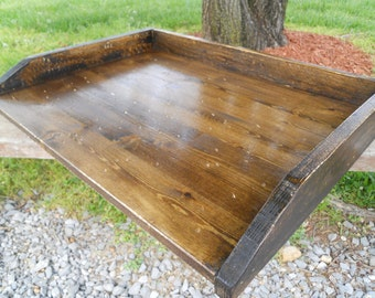 Rustic Stove Cover, Dough Boards, Kitchen Tray, Noodle Board, Pastry Board, Stove Covers, Primitive, Sink Board, Sink Cover, Country Cottage